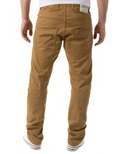 Jack & Jones Złote Jeansy (Dull Gold)