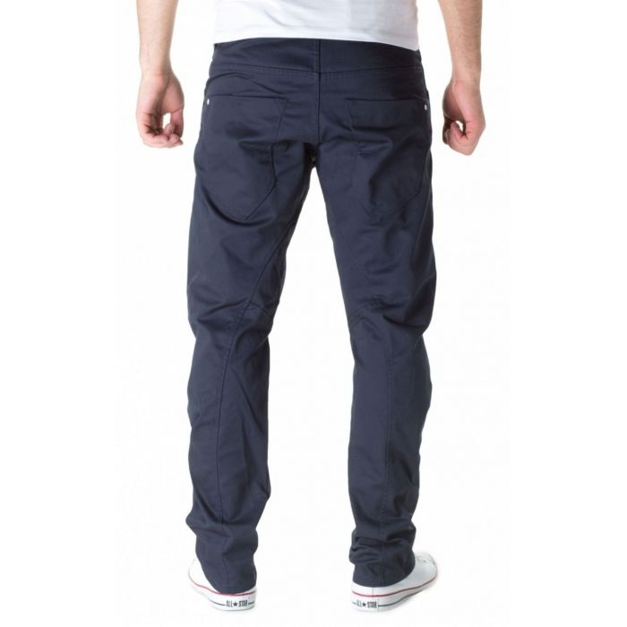 Jack & Jones Granatowe Jeansy (Navy)