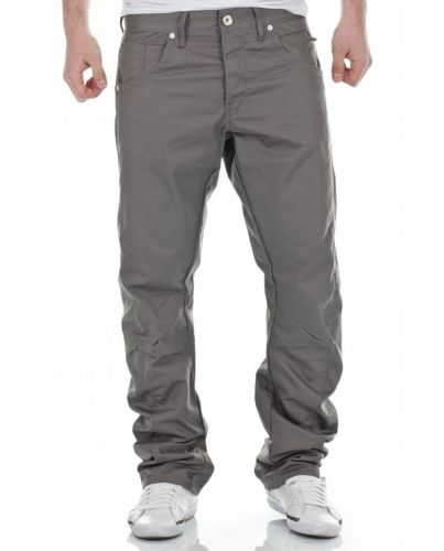 Jack & Jones Szare Jeansy (Shady Grey)