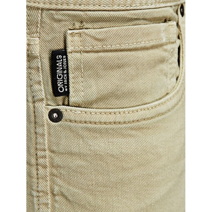 JACK & JONES JEANSY GLENN WHITE PEPPER