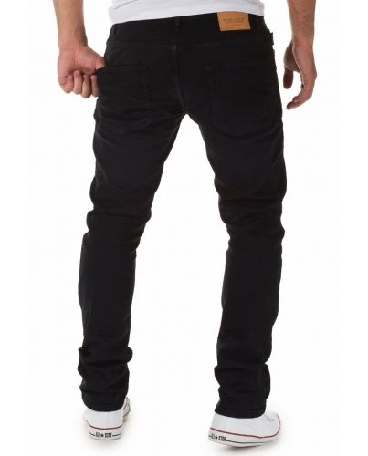 Jack & Jones Czarne Jeansy Ben Originals 745