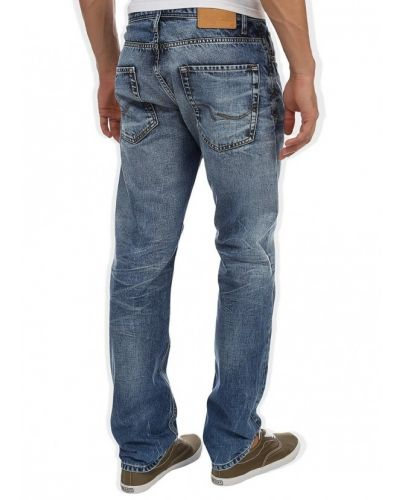Jack & Jones Niebieskie Jeansy Nick Original 702