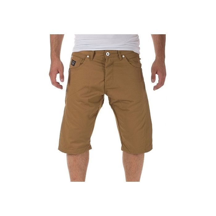 JACK & JONES SPODENKI DALE TWISTED DULL GOLD