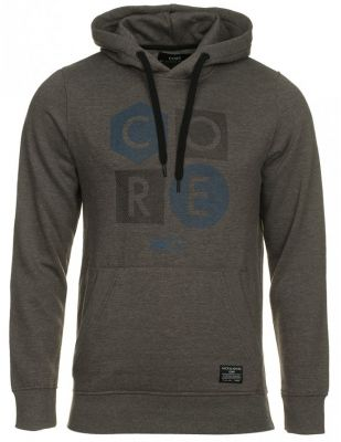 Jack & Jones Szara Bluza Levy Grey Melange