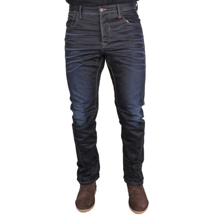JACK & JONES GRANATOWE JEANSY STAN 808