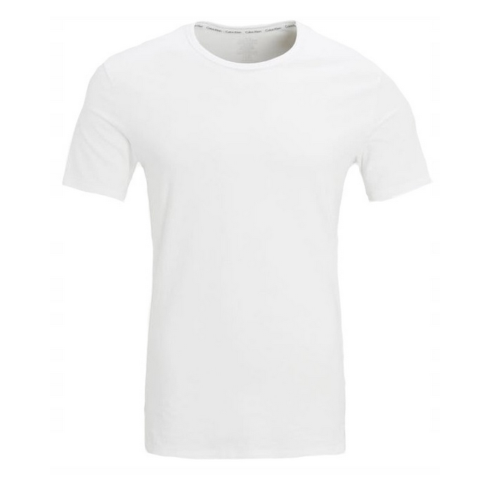 Calvin Klein White O-Neck