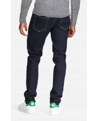Only Sons Nowe Granatowe Jeansy Slim Fit