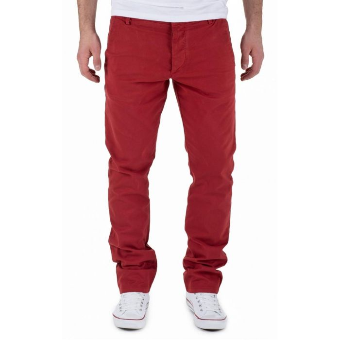Jack & Jones Chinosy Ceglane