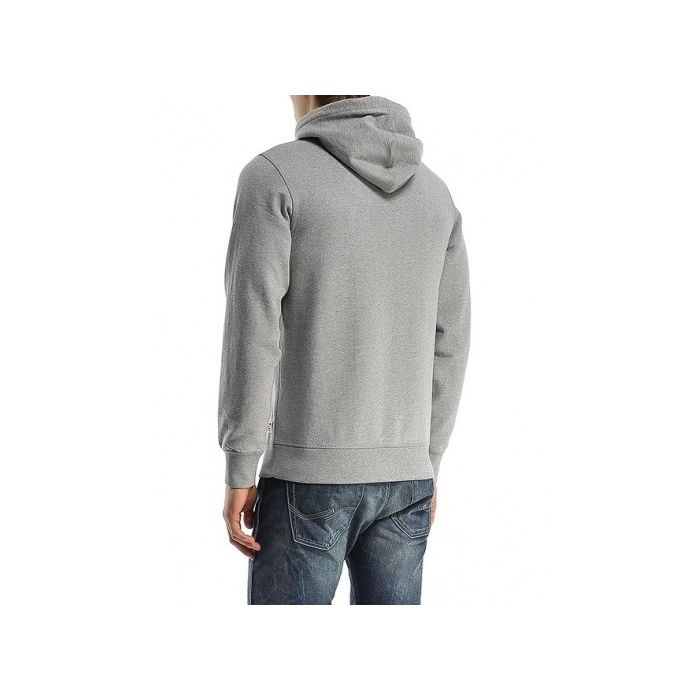 Jack & Jones Szara Bluza Rick Light Grey