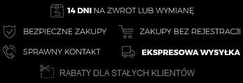 zalety sklepu Luxed.pl