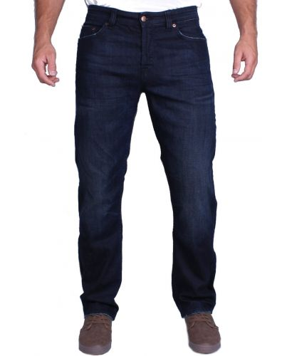 Only&Sons Klasyczne Jeansy Granatowe Regular Fit