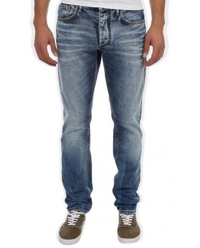 Jack & Jones Niebieskie Jeansy Klasyczne Męskie Regular