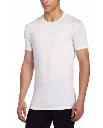 Calvin Klein White O-Neck