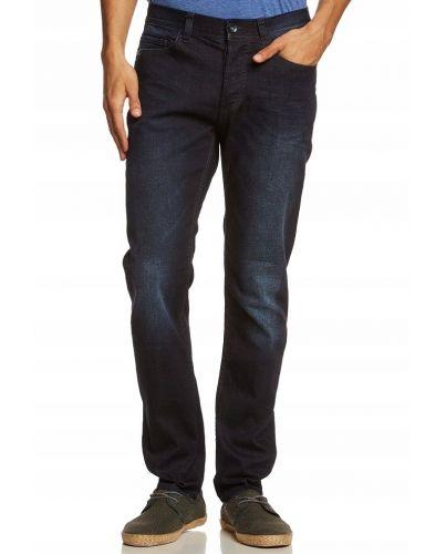 Only Sons REGULARNE jeansy MĘSKIE granatowe